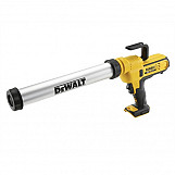 DEWALT DCE580N-XJ XR Caulk Gun 600ml 18 Volt Bare Unit