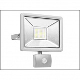 Byron BYRSL1DOB30 Ultra Slim Integrated LED Floodlight With Sensor 30 Watt 2100 Lumen
