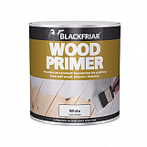 Blackfriar BF0370001F1 Wood Primer White 250ml