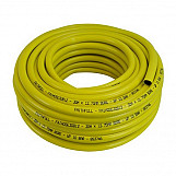 Faithfull CT072-023-108-BKYE-01 Heavy-Duty Reinforced Builder's Hose 30m 12.7mm (1/2in) Diameter