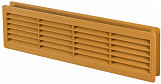 120x440mm Internal Door Plastic Ventilation Grille Air Vent Collar Appletree Colour