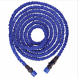 Ultra light 590g - self shrinking - 14m garden hose set with fittings and valve