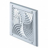 150x150mm Wall Ventilation Grille Cover with Anti Insects Net 125mm Diameter