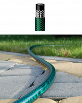 Very Long Strong Three Layer Garden Hose Pipe 35m Length 1