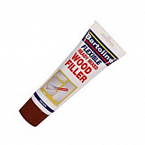 Bartoline 52720220 Flexible Wood Filler Brown 330g Squeezy Tube