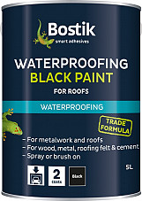 Bituminous Black Paint - Black Paint 5L