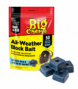 All-Weather Block Bait - 50 Pack