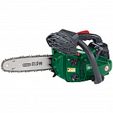25.4cc 250mm Petrol Chainsaw with Oregon® Chain and Bar