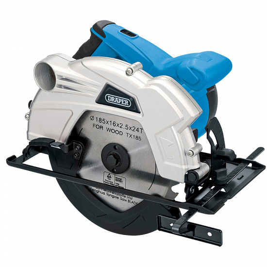 1300W 230V 185mm Circular Saw with Laser Guide