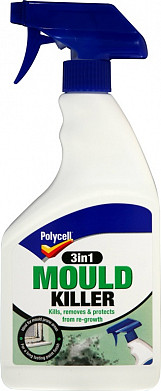 Mould Killer 3 in 1 Spray - 500ml