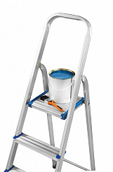Aluminium Stepladder - 2 Step
