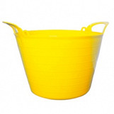 26L Flexi Tub - Yellow