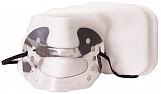 Dust Mask & 2 Refill Pads - White