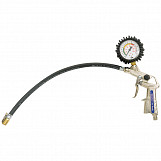 0 - 10 Bar or 0 - 140 Psi Air Tyre Inflator with Dial Gauge