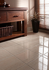 Dorchester Travertine Floor - 331x331mm - Travertine