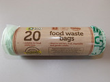 Bio Foods Waste Bags - 5L Roll of 20