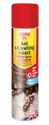 Ant & Crawling Insect Spray - 300ml Aerosol