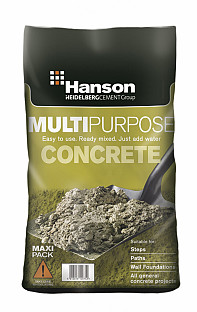 Multi Purpose Concrete - Maxipack