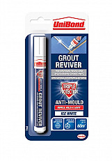 Grout Reviver for Walls (Pen) - 7ml Ice White