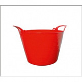 26L Flexi Tub - Red