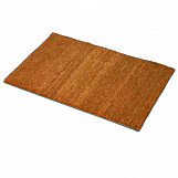 Coir PVC Backed Doormat - 40 x 70cm
