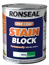 One Coat Stain Block - 2.5L White