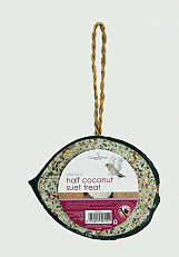 1/2 Coconut - Suet Treat
