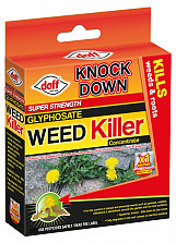 1 Pack Knockdown Weedkiller  Clip Strip