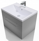 1 Drawer Basin Unit & Basin - 600mm x 427mm