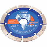 125 x 22.2mm Segmented Diamond Blade