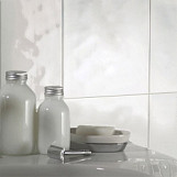 Everyday Whites Bumpy Gloss - 200x250mm - White