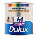 Colour Mixing 1L - Extra Deep Satinwood Base