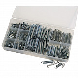 200 Piece Compression and Extension Spring Assortment