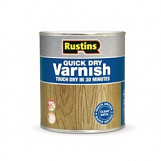 Acrylic Varnish 500ml - Clear Satin