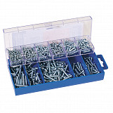 305 Piece Self Tapping Screw Assortment