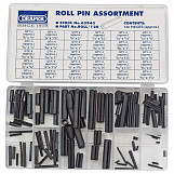 120 Piece Roll Pin Assortment