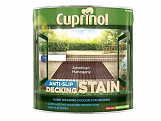Anti Slip Decking Stain American Mahogany 2.5 Litre