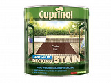 Anti Slip Decking Stain Cedar Fall 2.5 Litre