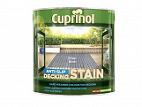 Anti Slip Decking Stain Silver Birch 2.5 Litre