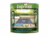 Anti Slip Decking Stain Urban Slate 2.5 Litre