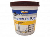 Multi Purpose Linseed Oil Putty 101 Brown 2kg