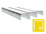13/6 6mm Galvanised 5m Staples Box 5000