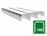 140/10 10mm Galvanised Staples Box 5000