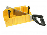 Clamping Mitre Box & Saw