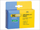 140 Heavy-Duty Staples 14mm (Type T50, G) Pack 2000