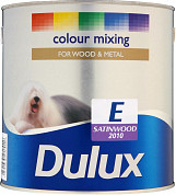 Colour Mixing 2.5L - Extra Deep Satinwood Base