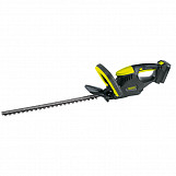 18V Cordless Li-ion Hedge Trimmer with Battery Charger