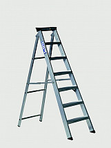 Class One Aluminium Builders Step Ladder - 10 Tread