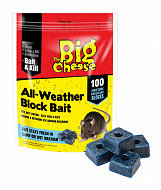 All-Weather Block Bait - 100 Pack