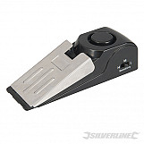Silverline Door Stop Alarm 1 x 9V (PP3)